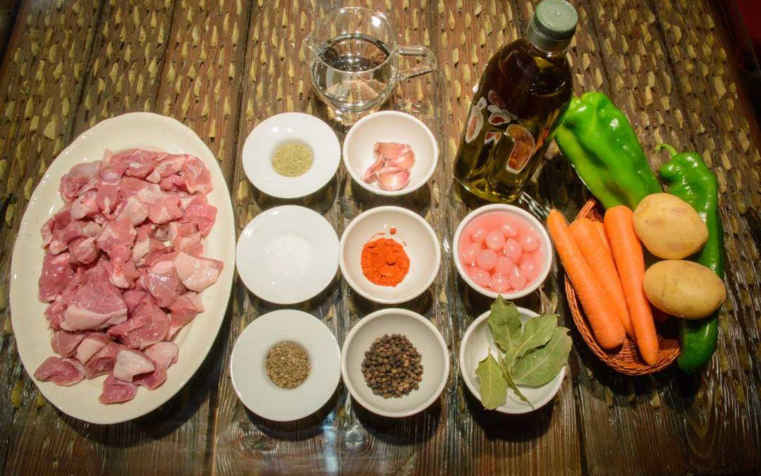La receta de SETC: Escabeche de cordero manchego