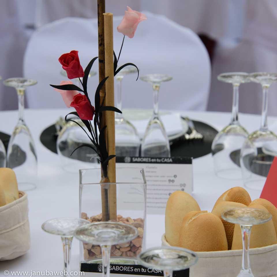 Sabores en tu casa setc ofrece su servicio de catering en - Los villares jaen ...