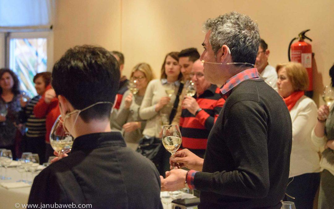 SETC y Mayte Jiménez participan en la Experiencia multisensorial Gastrovino