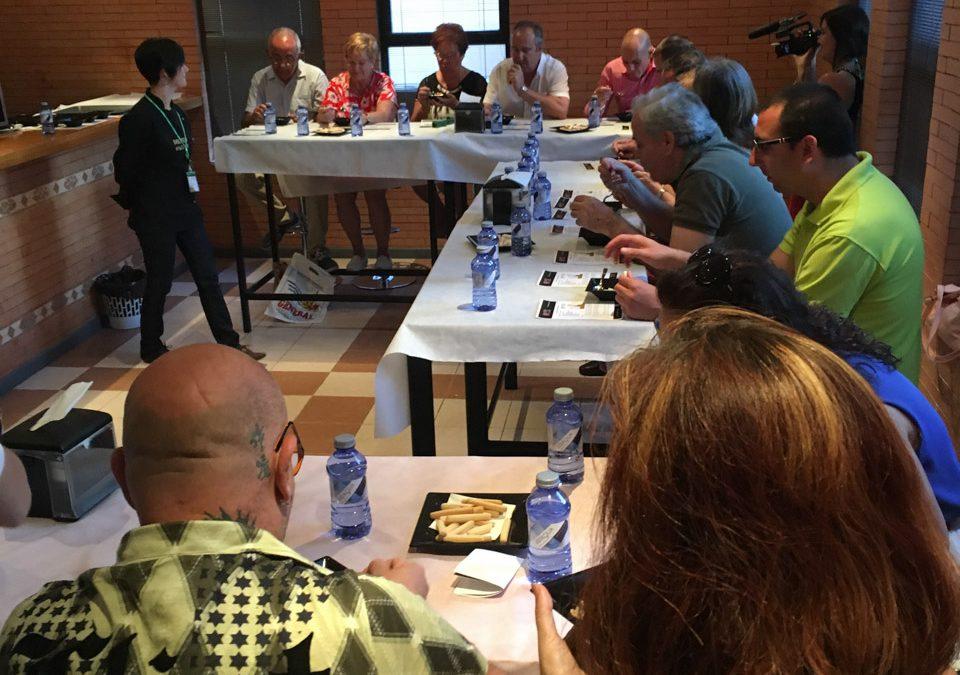 Mayte Jiménez ofrece una Cata de Cordero manchego en FERCAM 2018