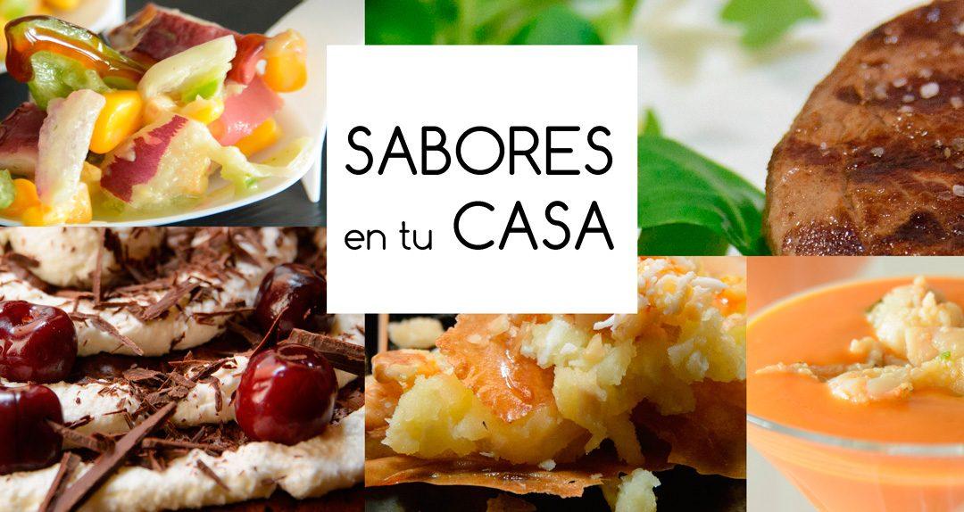 Presentamos #sabores2.0