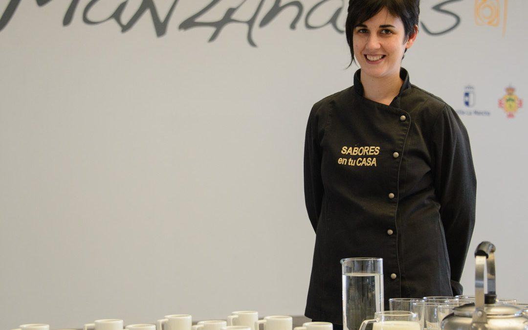 SABORES en tu CASA ofrece un coffee-break para AVANZANDO