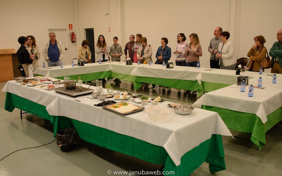 Mayte Jiménez ofrece una Show Cooking para FERSAMA 2018