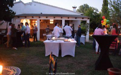 SETC ofrece un cóctel para un cumpleaños en Piedrabuena