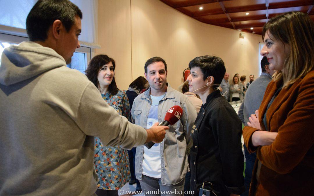 Mayte Jiménez participa en la II Experiencia Multisensorial Gastrovino 2019